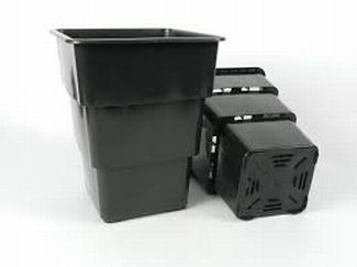 Plantcontainer AirmaX 22x22x28cm 11 Liter