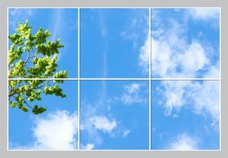 6 Panels Format 180cm x 120cm Differtent Designs