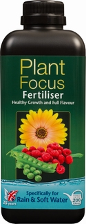 Tuinvoeding focus zacht water 1 liter