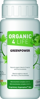 Greenpower 125 ml