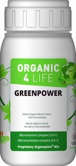 Greenpower 250 ml