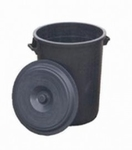 Water Barrel 100 litre with top & valve