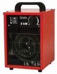 Dania Elektric Heater 2 kW (1000&2000 Watt/230V)