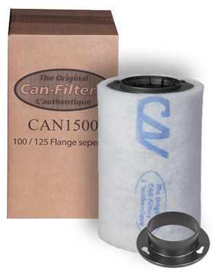 Can Original 1500 - 25 cm 75m³ 100/125