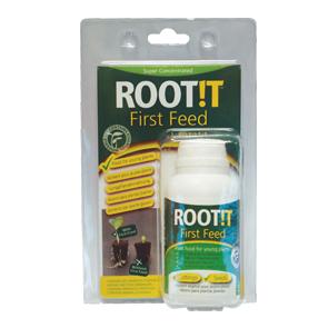Root !t First Feed 125 ml, vloeibare oplossing voor zaad