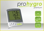 Digital thermo/hygro meter (min/max) Premium in-out
