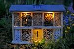Landhuis Landsonne Insektenhotel MET LED