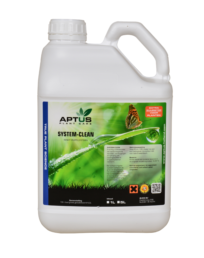 Aptus System-clean - 5000 ml